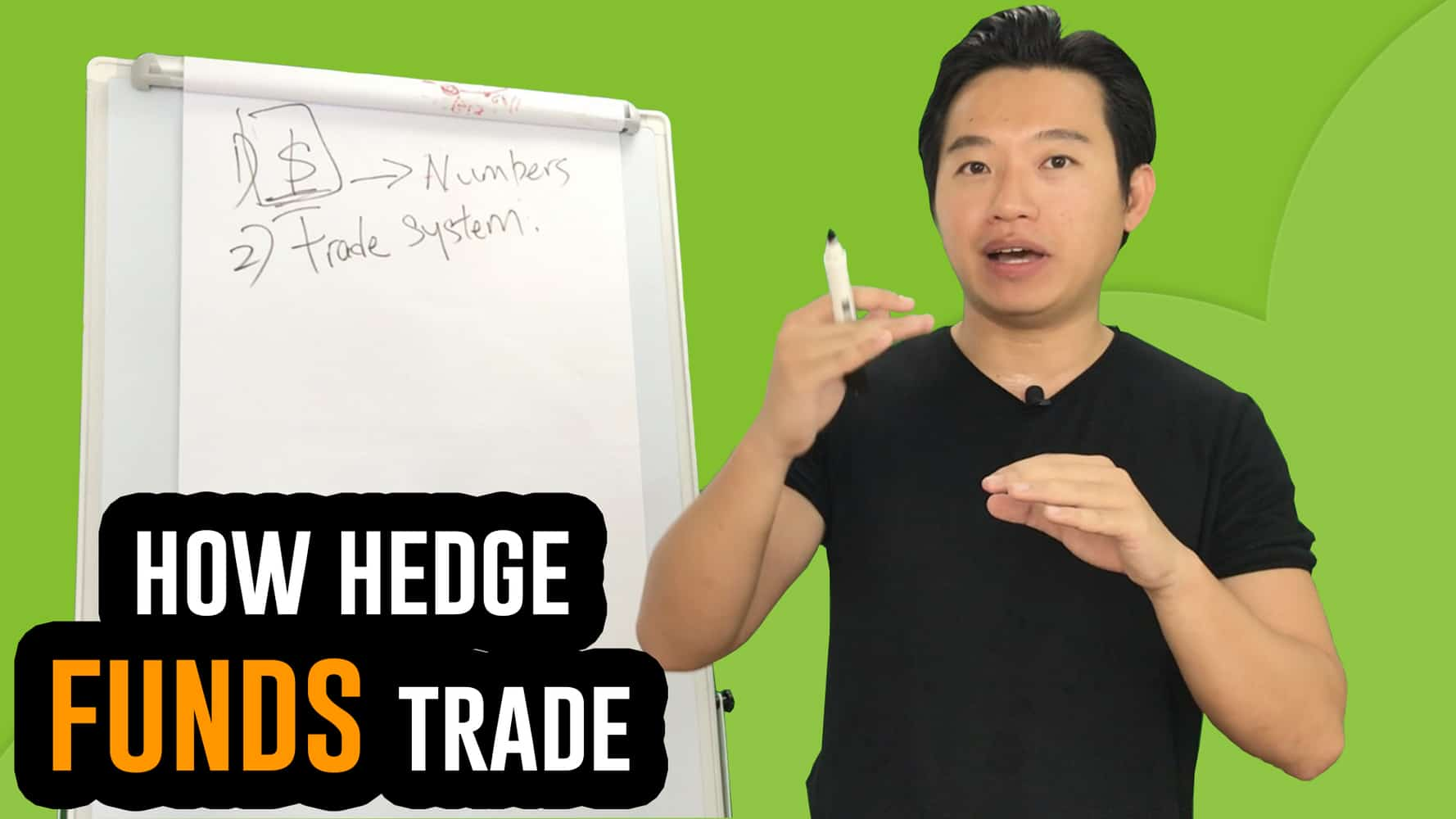 How to Trade Forex like a Hedge Fund (Ezekiel Chew) *Part 1
