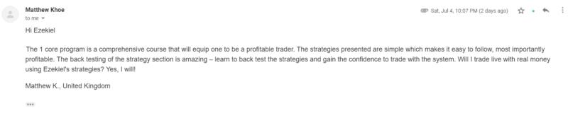 asiaforexmentor review matthew khoe trading course stocks