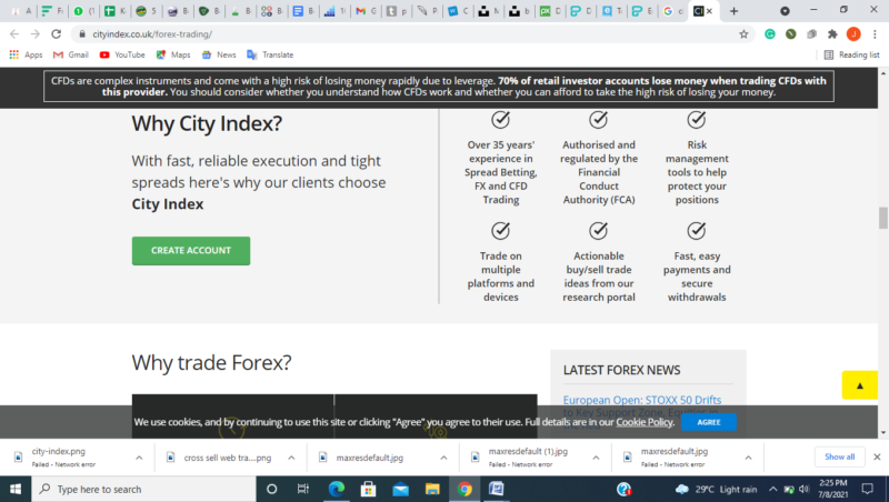 City Index Helps Traders Manage Risks Effectively