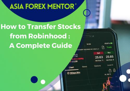 How to Transfer Stocks from Robinhood