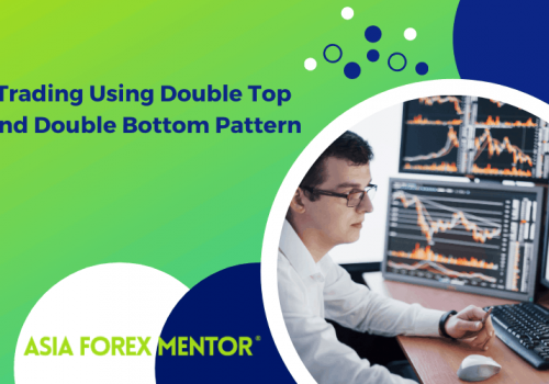 Trading using Double Top pattern and Double bottom pattern