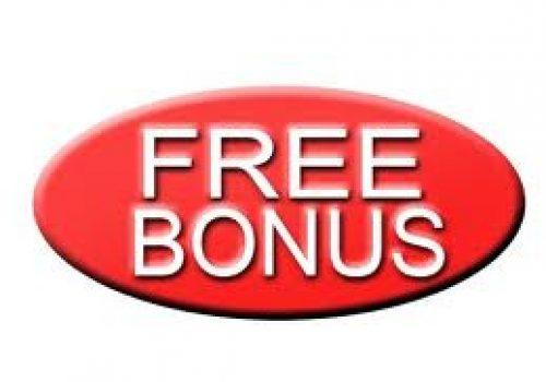 I'm Giving Away FREE BONUSES!