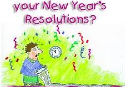 Whats your new year resolution?
