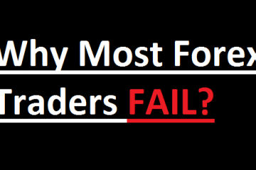 Why does the average forex trader fail?